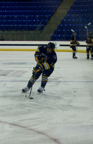 Quinnipiac women's ice hockey ties Concordia in exhibition game
