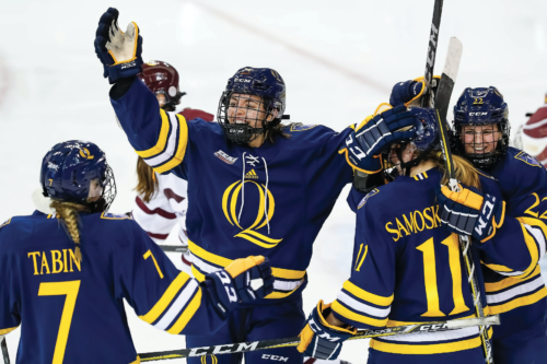 Quinnipiac women's ice hockey looks to take next step