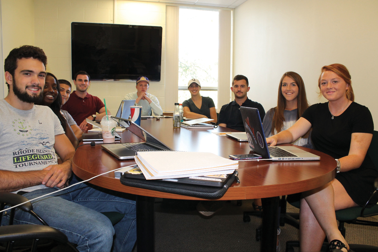 Student Government Association establishes initiatives for the academic year