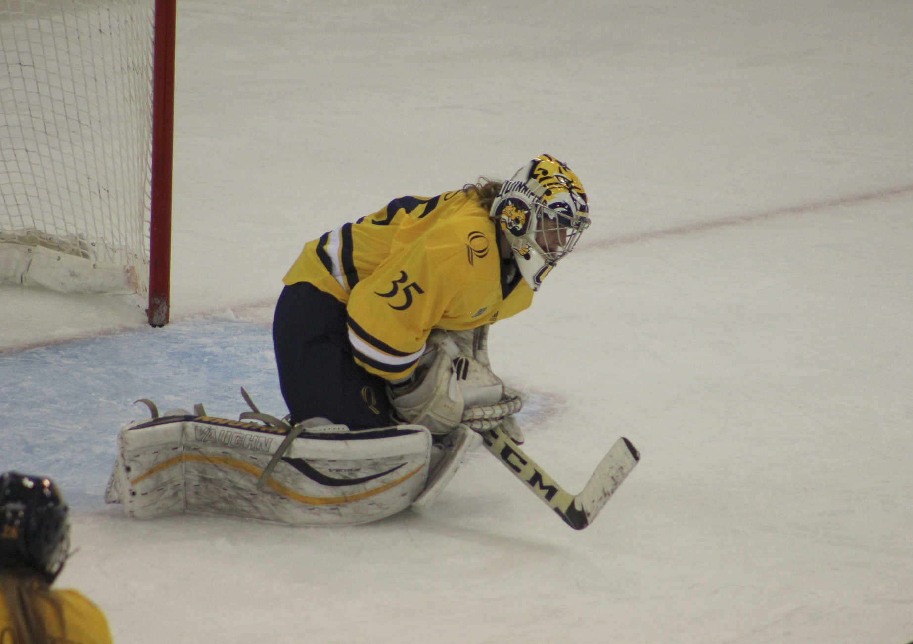 Quinnipiac women's hockey prevails with 1-0 win over Providence