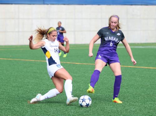 Quinnipiac cruises to Senior Day win over Niagara