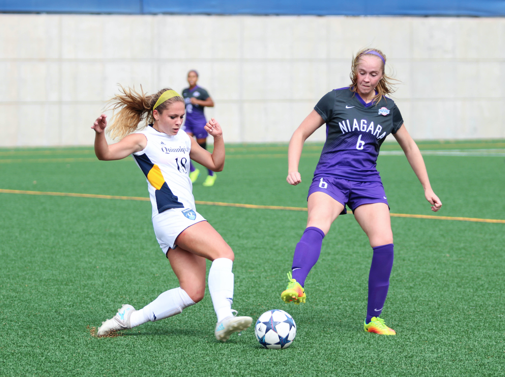 Quinnipiac cruises to Senior Day win over Niagara