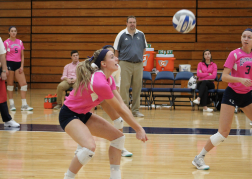 Quinnipiac volleyball swept by Fairfield