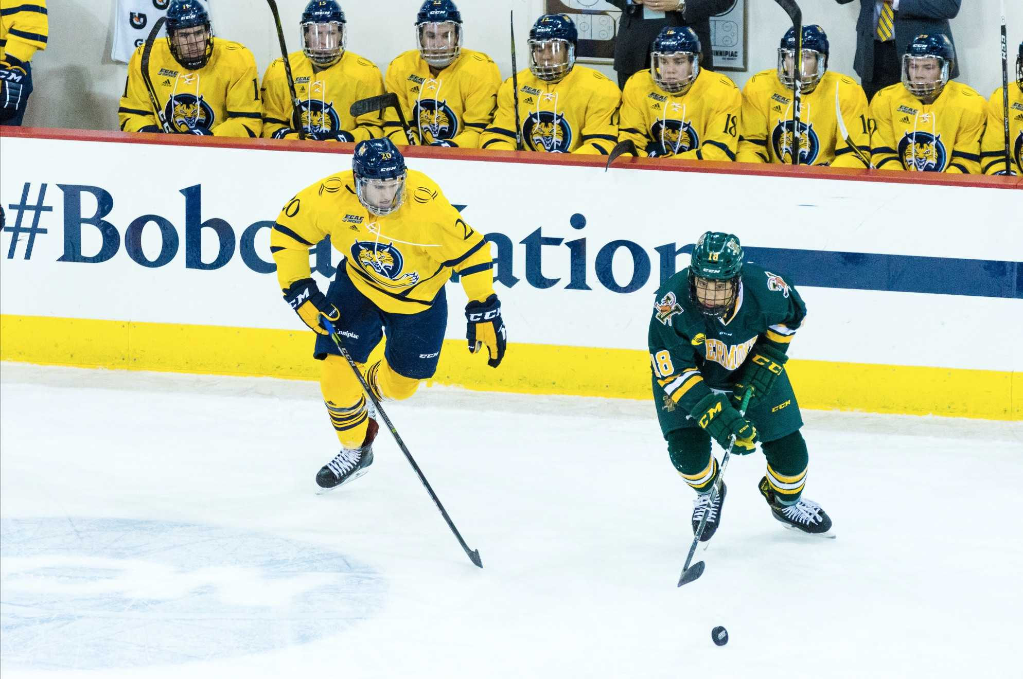 Cait's Column: Quinnipiac's offense will round out in ECAC play