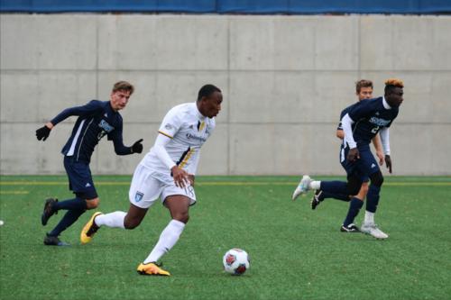 Quinnipiac men's soccer beats Saint Peter's, 4-1
