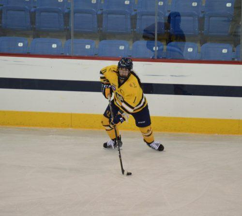 Quinnipiac women's ice hockey victorious over RPI