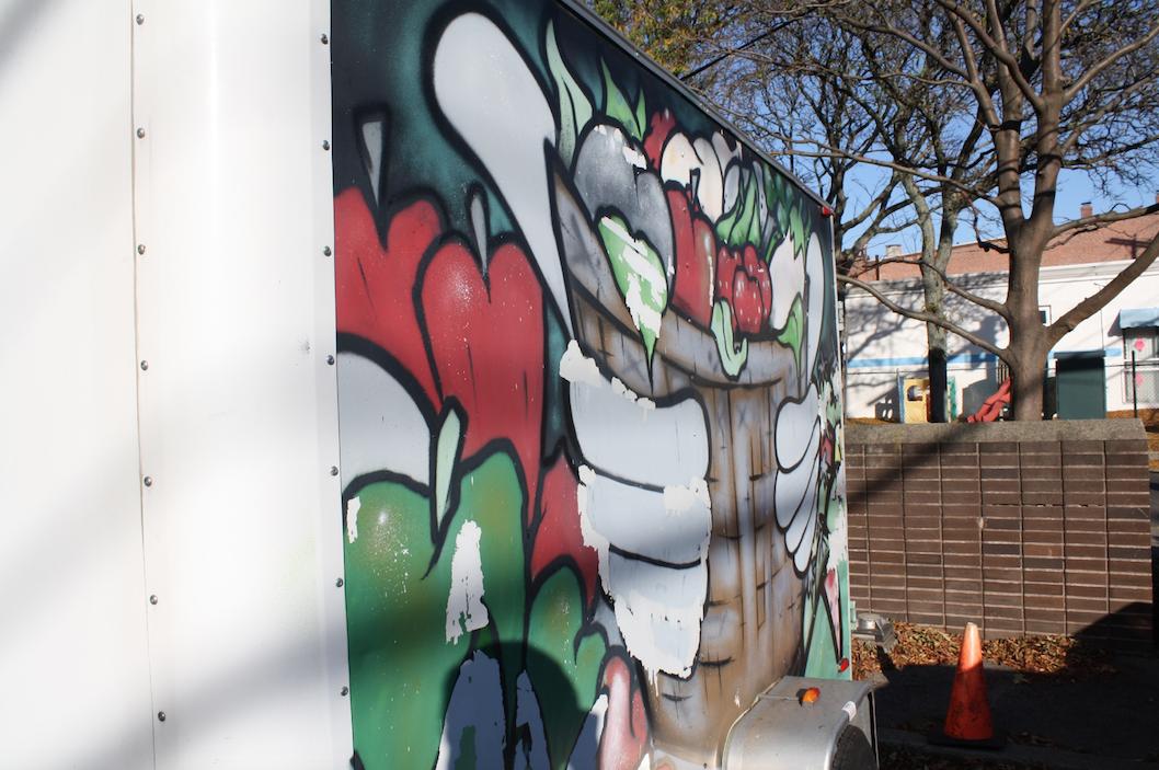 Photos: New Haven Graffiti