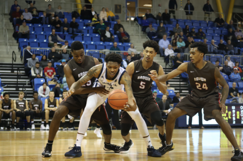 Quinnipiac men's basketball loses tough contest to Brown