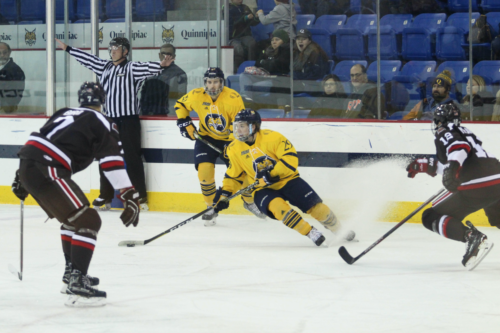 Cait's Column: Has Quinnipiac men's ice hockey turned the corner?