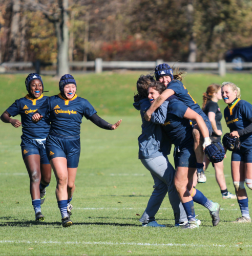 Quinnipiac rugby moves on to NIRA Championship