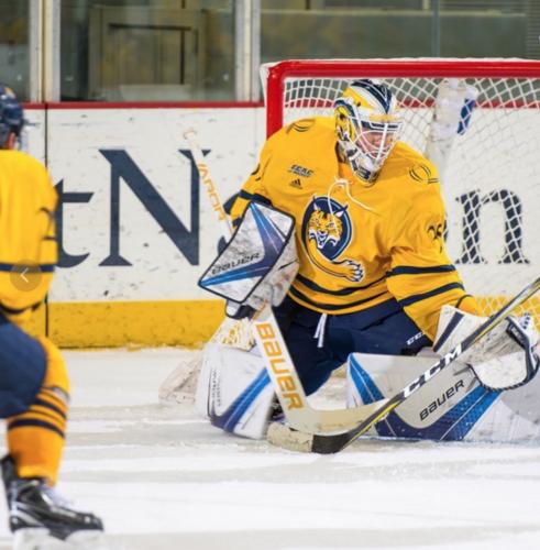 Quinnipiac+men%E2%80%99s+ice+hockey+edged+2-1+by+Umass+Amherst