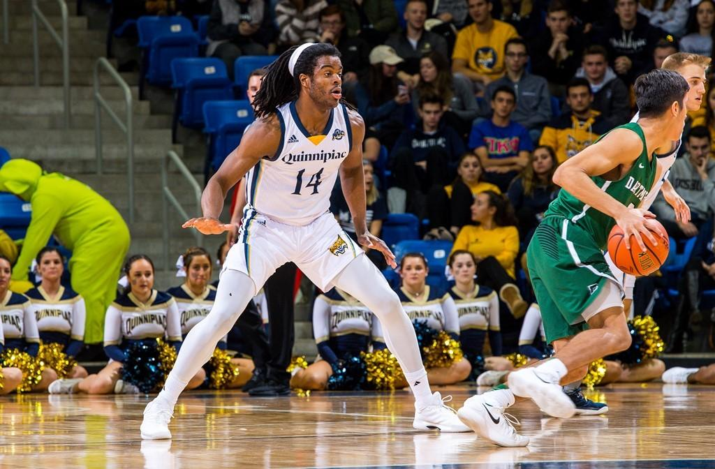Slow start dooms Quinnipiac men's basketball in loss to Maine