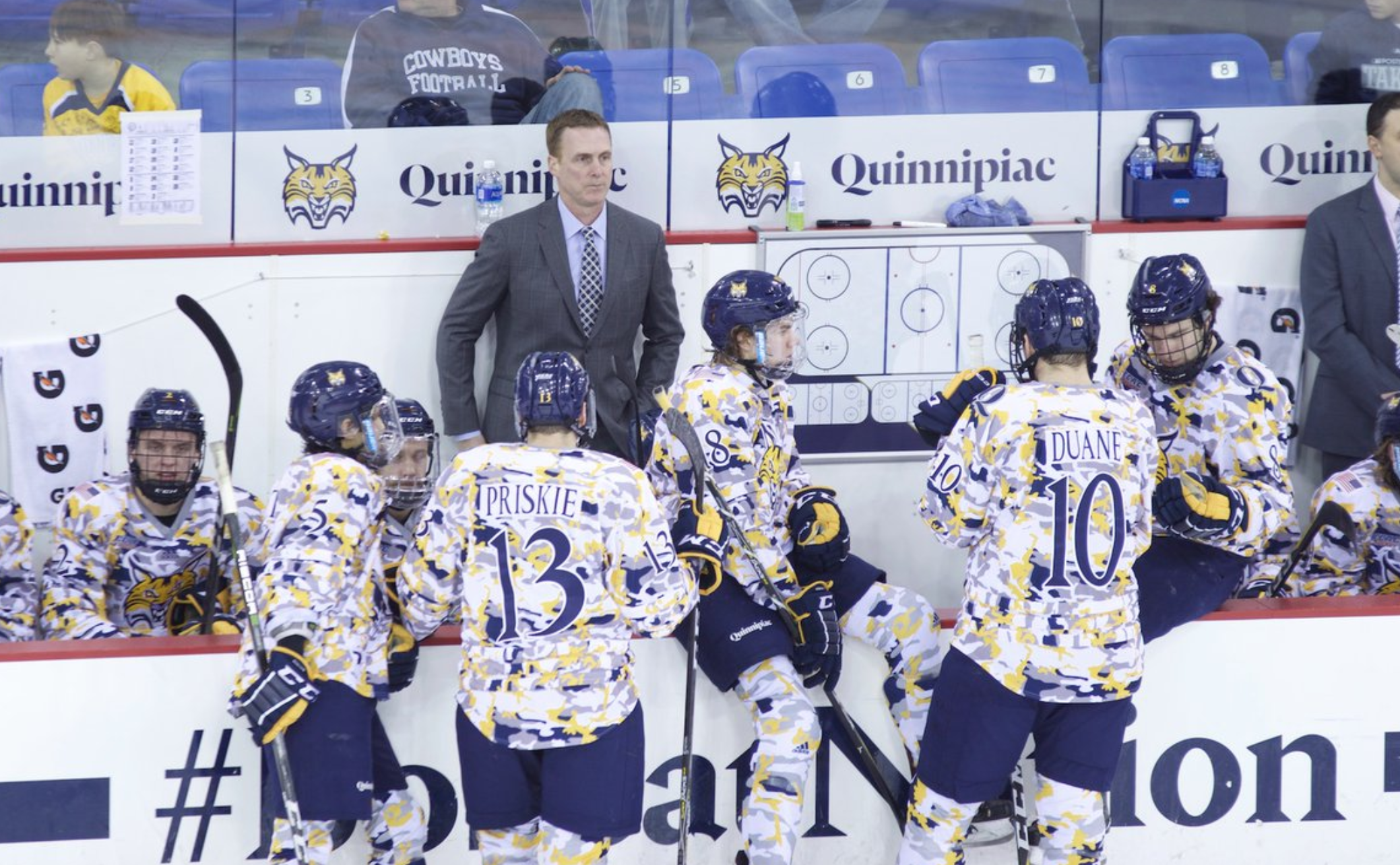 Cait's Column: Quinnipiac needs its offense to step up against Maine