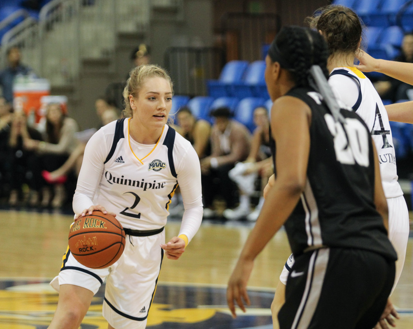 Quinnipiac women's basketball routs Providence