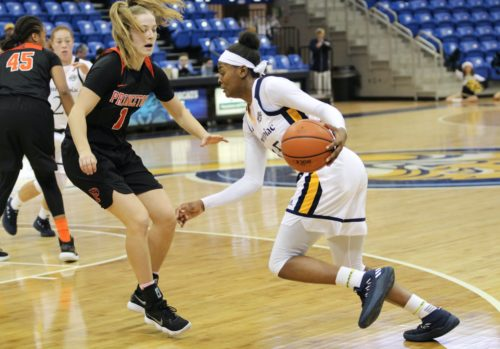 Quinnipiac women's basketball can't overcome offensive woes