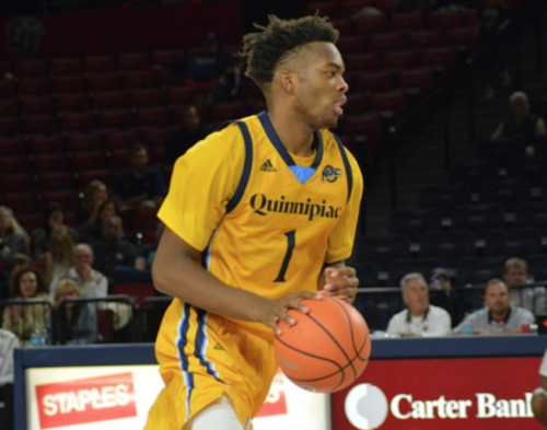 Quinnipiac+men%27s+basketball+upsets+Monmouth+in+MAAC+opener