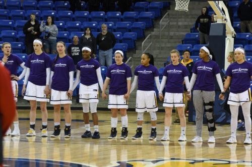 Quinnipiac+women%E2%80%99s+basketball+dominates+Fairfield+with+77-45+win