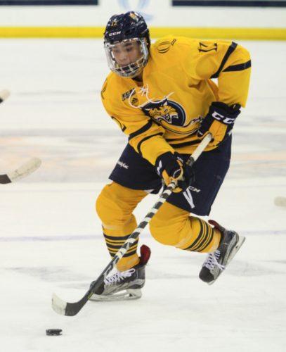 Thomas Aldworth no longer with the Quinnipiac men's ice hockey team