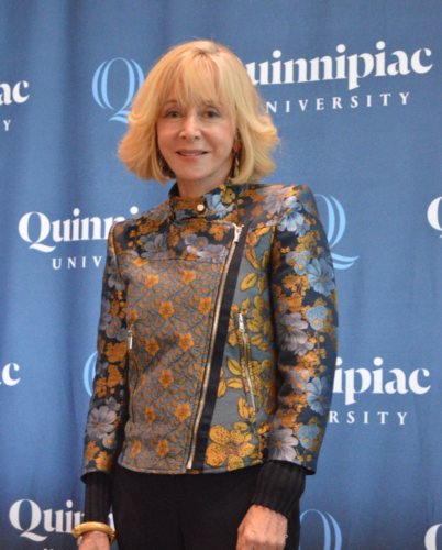 Judy D. Olian appointed as Quinnipiac Universty's ninth president