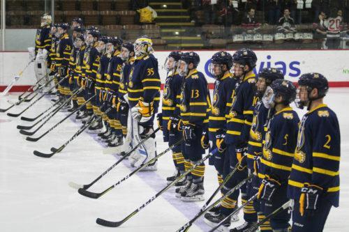 Quinnipiac men's ice hockey releases 2018-19 schedule
