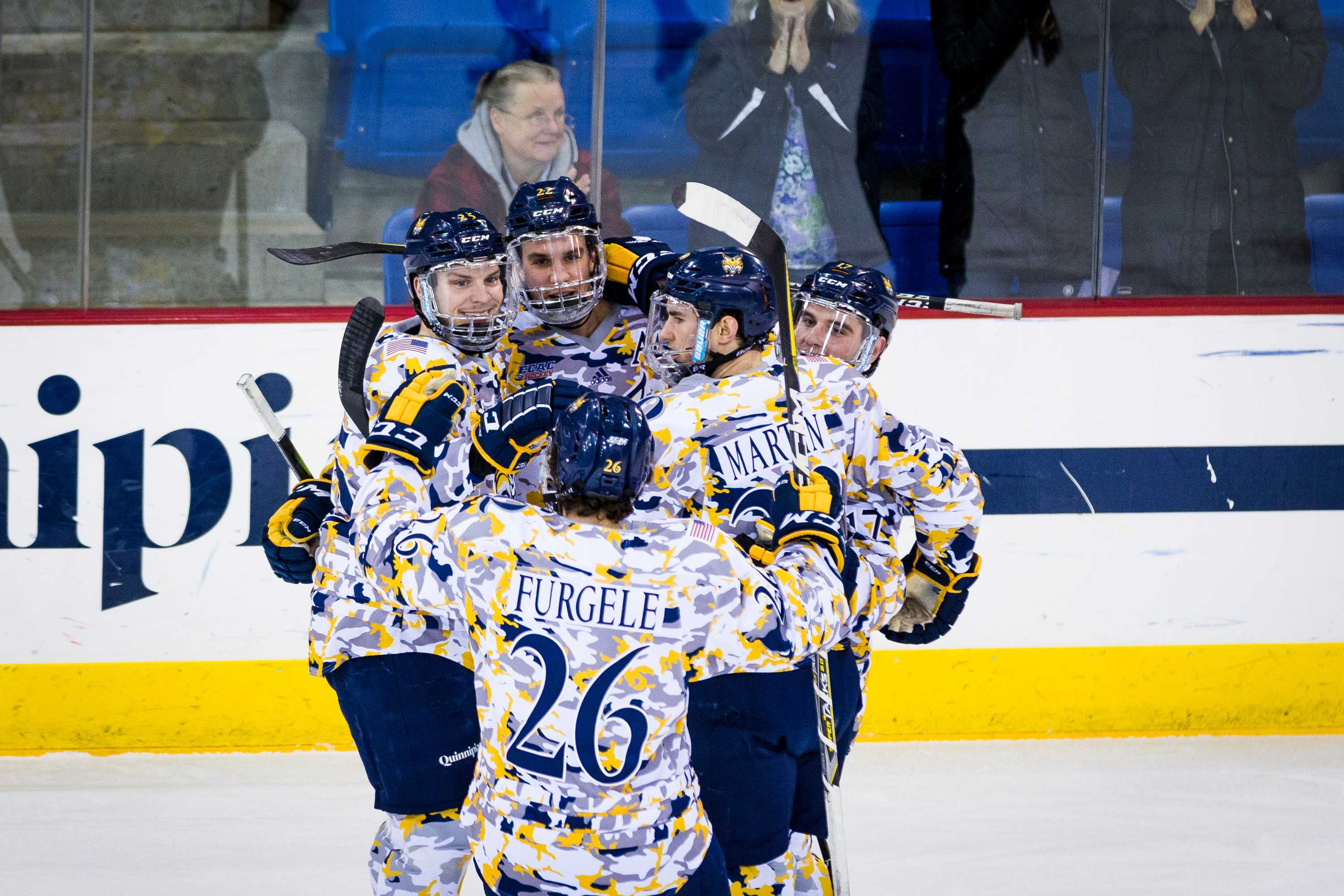Cait's Column: With Quinnipiac's weekend sweep came an attitude shift