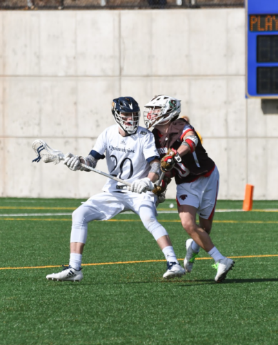 Quinnipiac men's lacrosse cruises past Wagner, 11-3