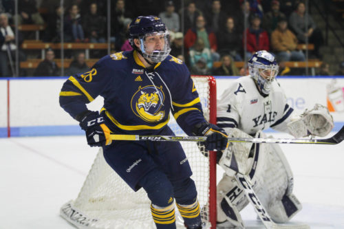 Cait's Column: Hamden-native O'Connor scores at Yale in playoff win