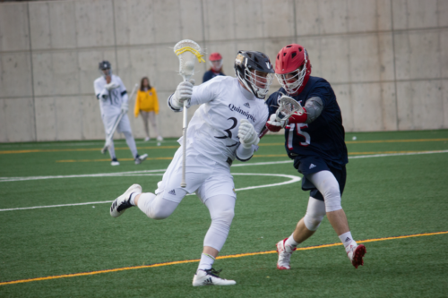 Quinnipiac men's lacrosse rolls past New Jersey Institute of Technology, 18-6
