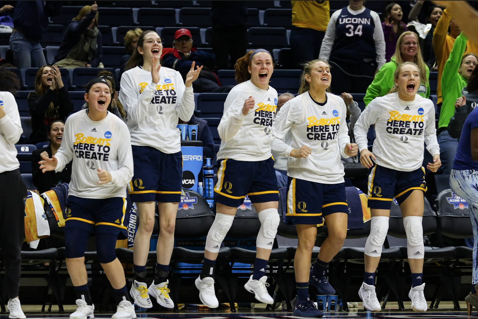 Conor's Column: Women's basketball progressing into something bigger