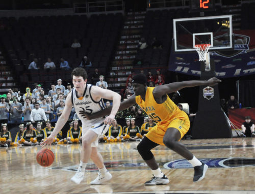 Quinnipiac men's basketball tops Siena 67-58, wins first MAAC Tournament game in four years