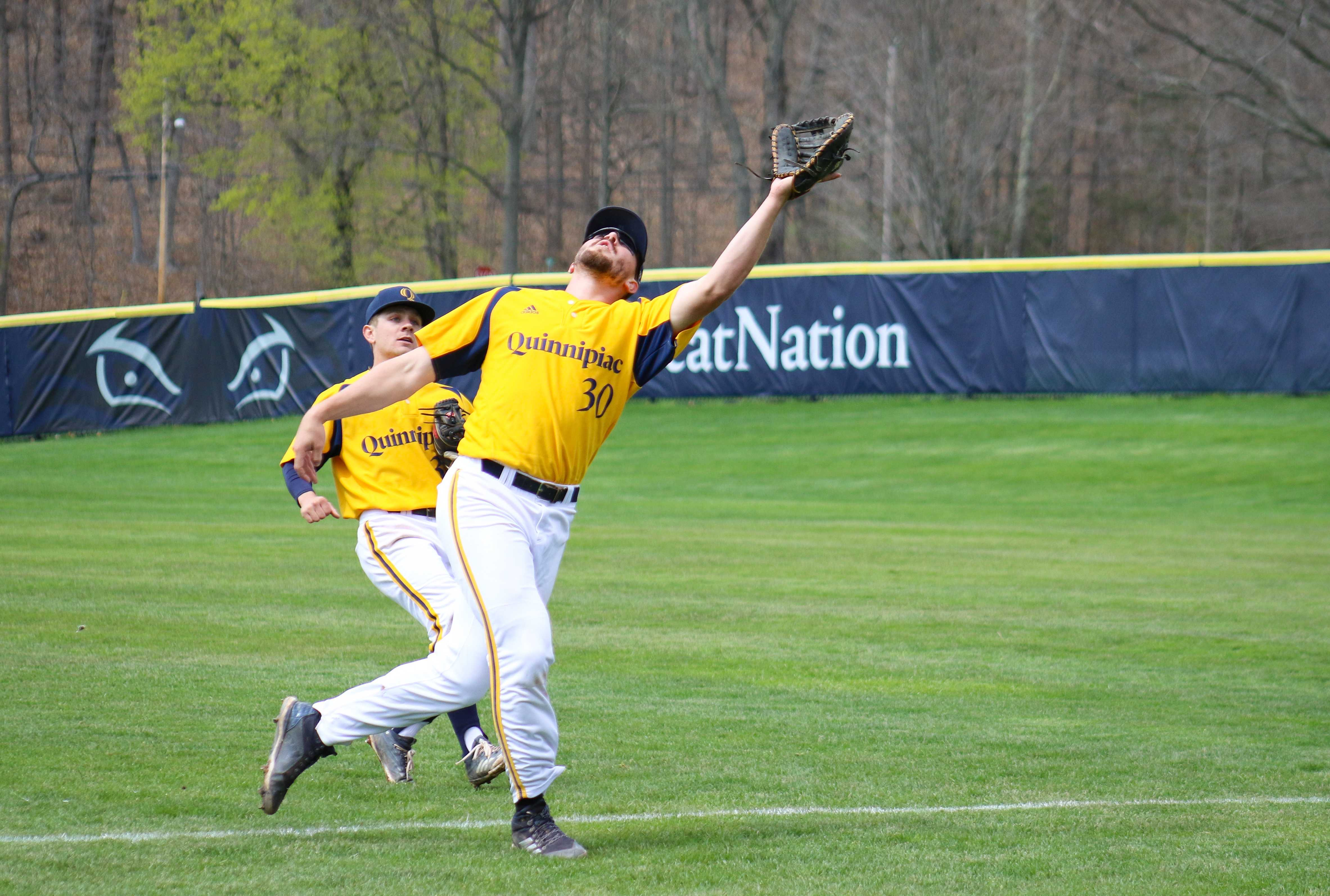 Quinnipiac baseball drops series to Iona after 9-4 loss