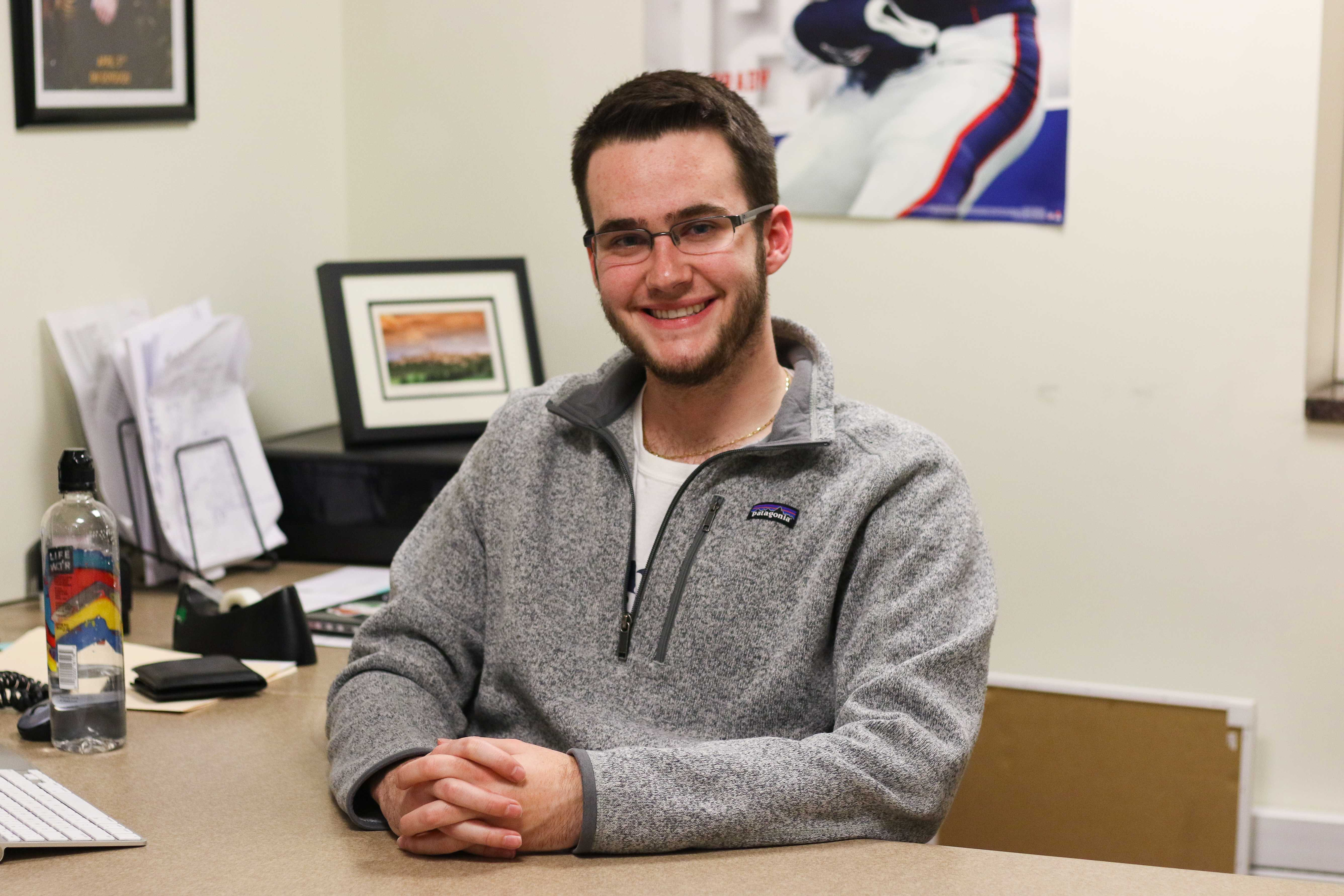 Ryan Hicks appointed SGA President
