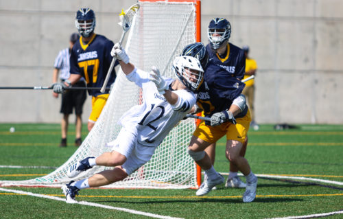 Quinnipiac men's lacrosse tops Canisius on Senior Day