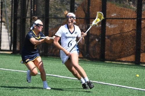 Quinnipiac women's lacrosse defeated by Canisius on Senior Day