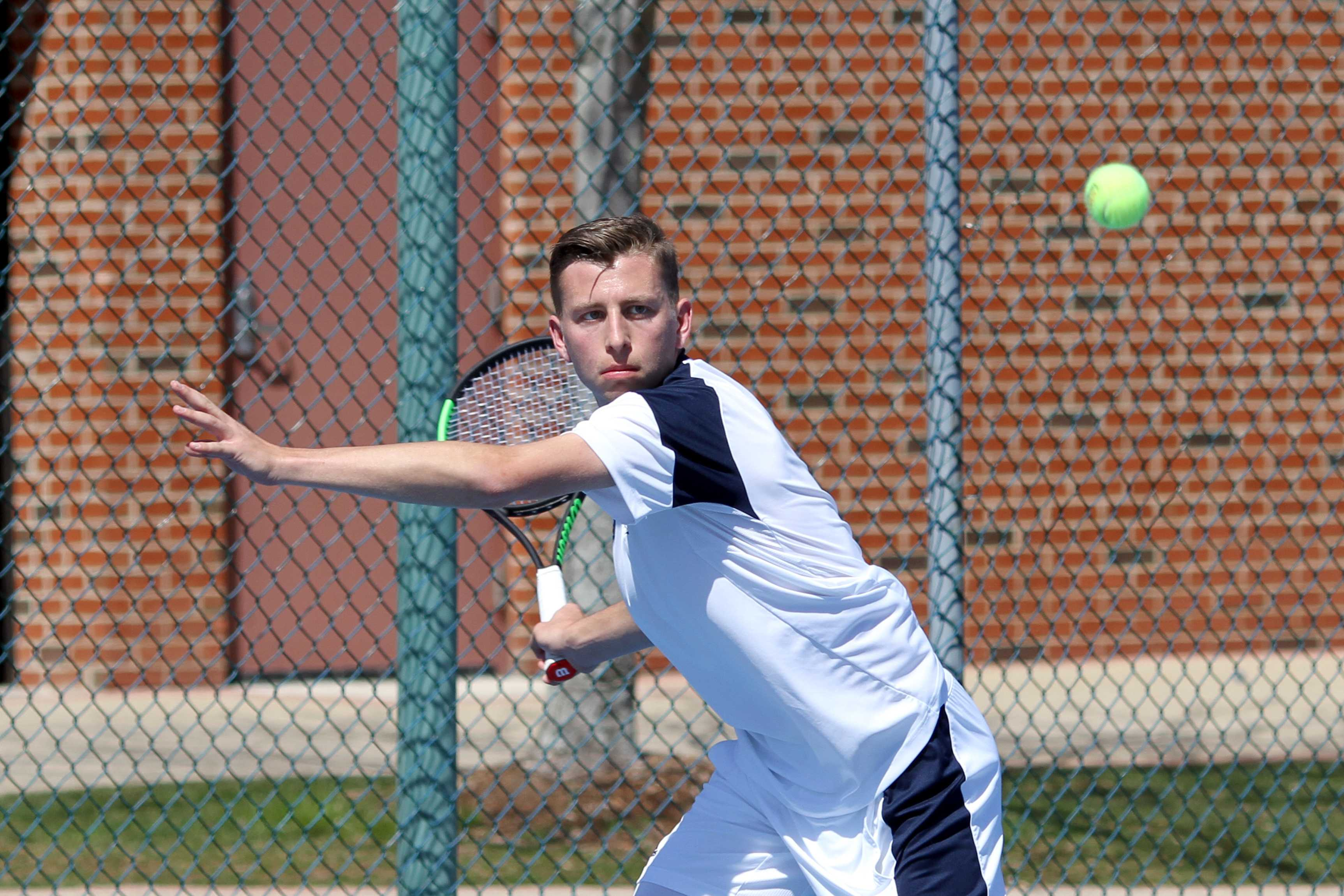 Quinnipiac men's tennis loses perfect MAAC season on Senior Day