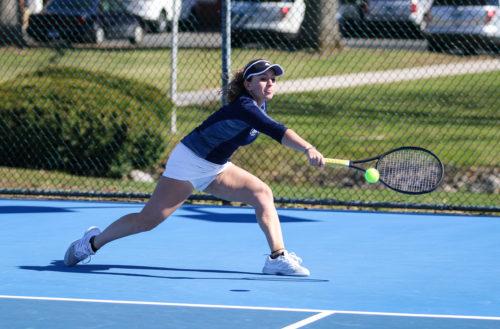 Quinnipiac women's tennis falls to Middlebury in regular season finale