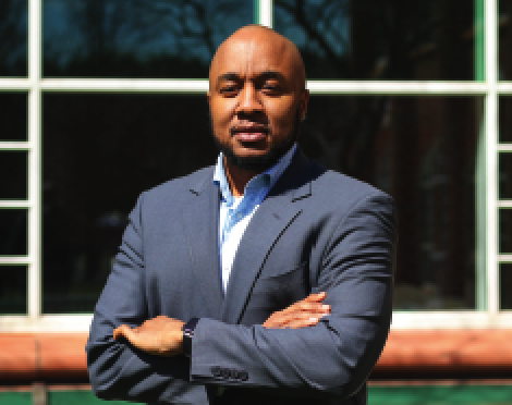 Don C. Sawyer III named chief diversity officer