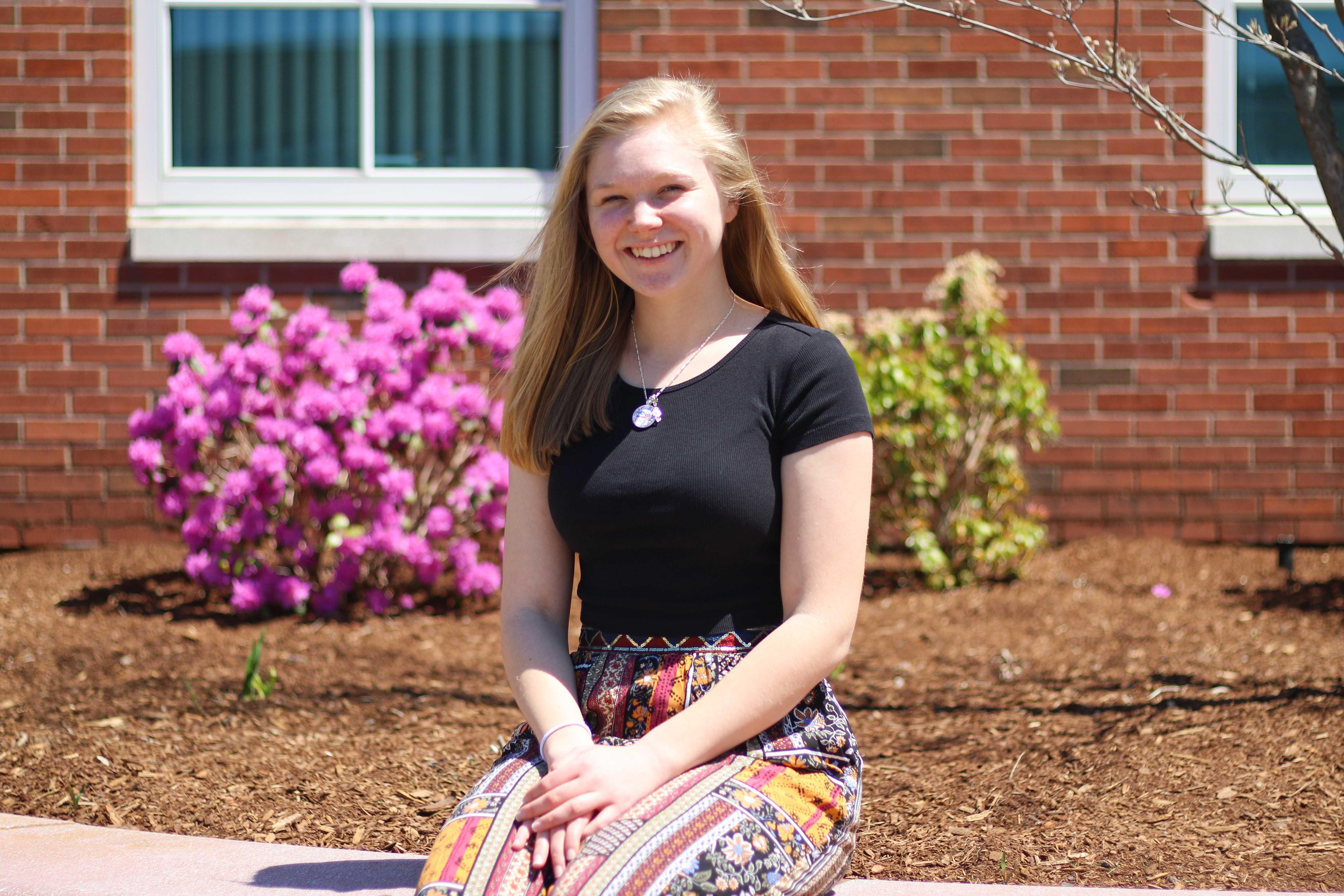 Senior Send-off: Lindsay Pytel
