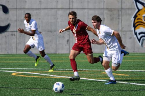 Boston+College+tops+Quinnipiac+mens+soccer%2C+2-1%2C+in+season+opener