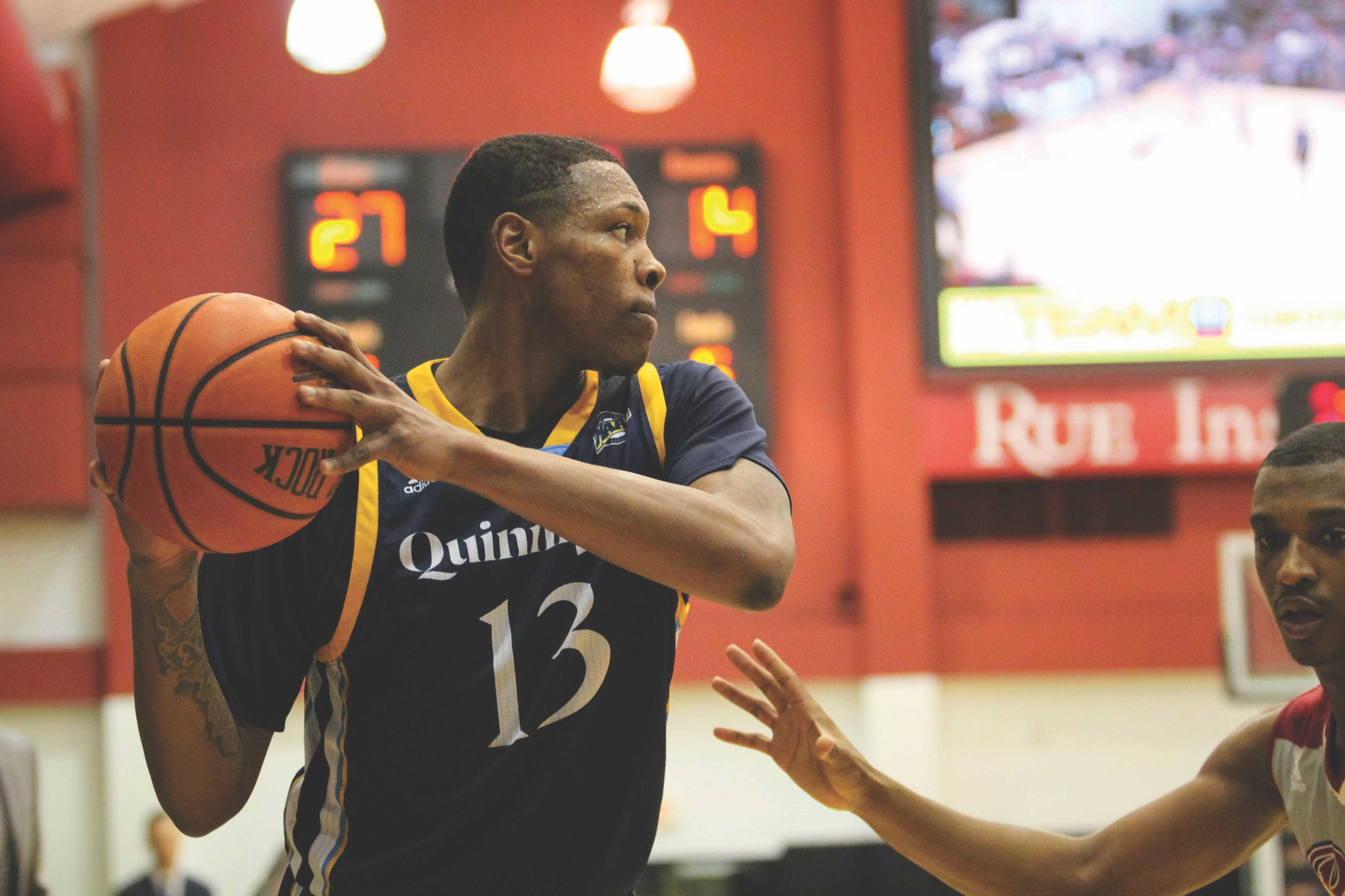Former Quinnipiac men's basketball player arrested in Hamden