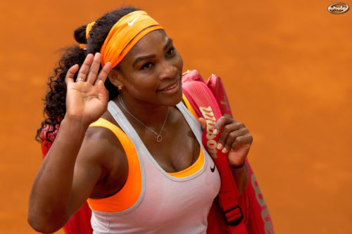 Serena's struggle with sexism