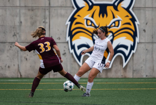 Quinnipiac women's soccer tops Iona, improves to 2-0-1 in the MAAC
