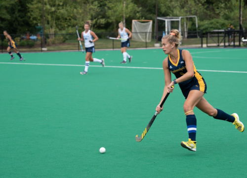 Quinnipiac field hockey loses close game to No. 10 Maine