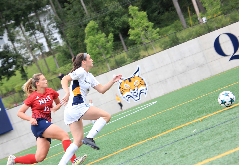 Quinnipiac women's soccer tops NJIT in non-conference finale