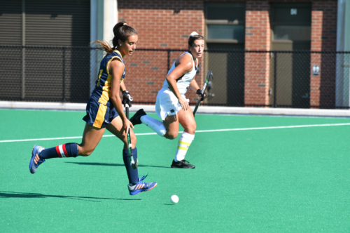 Quinnipiac field hockey defeats Brown for first home win