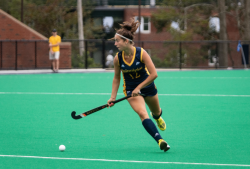 Quinnipiac field hockey defeats Georgetown in Big East battle