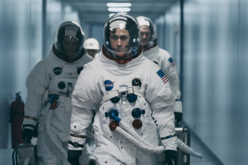 Will 'First Man' place first at the box office?