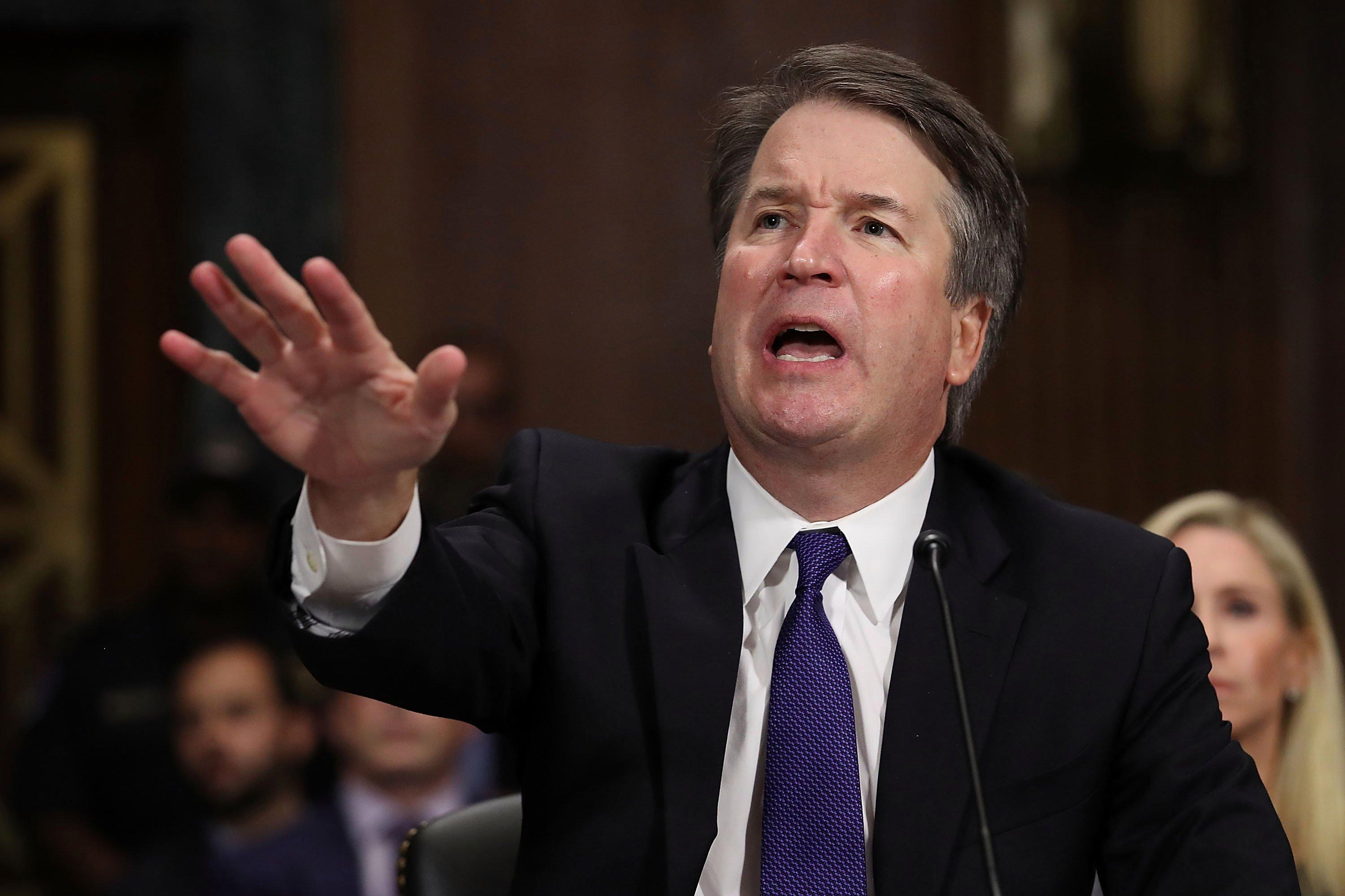 Kavanaugh: to confirm or deny