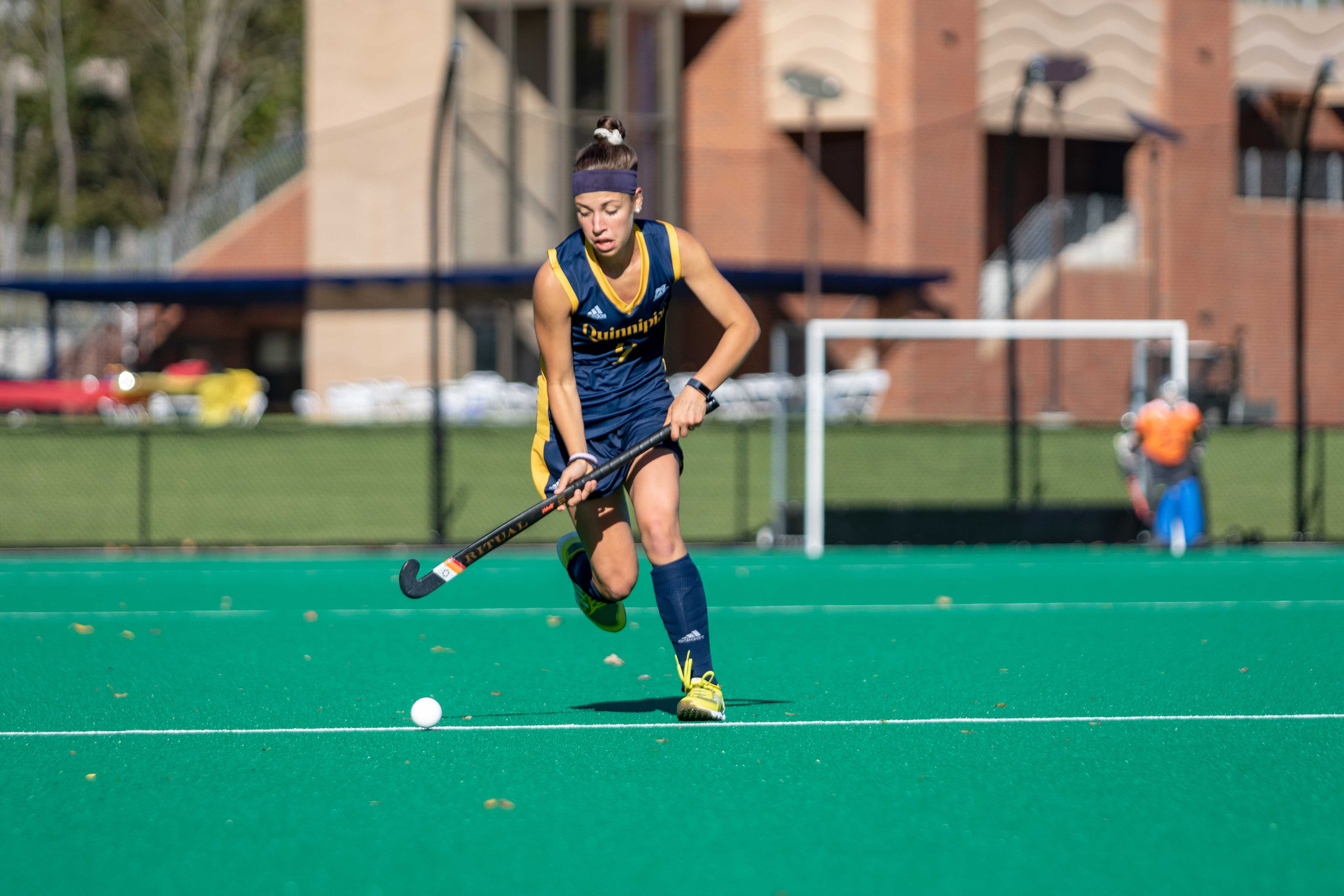 Quinnipiac field hockey defeated by Providence, 6-2
