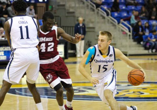 Runnin' the Point: Quinnipiac men's basketball guards gearing up for season